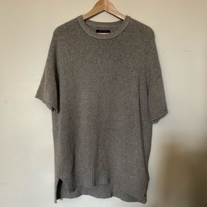 ALL SAINTS oversized pullover sweater M